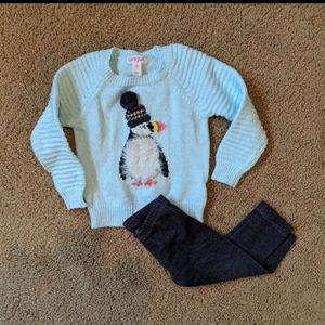 🐧Winter Penguin Sweater Outfit Lot